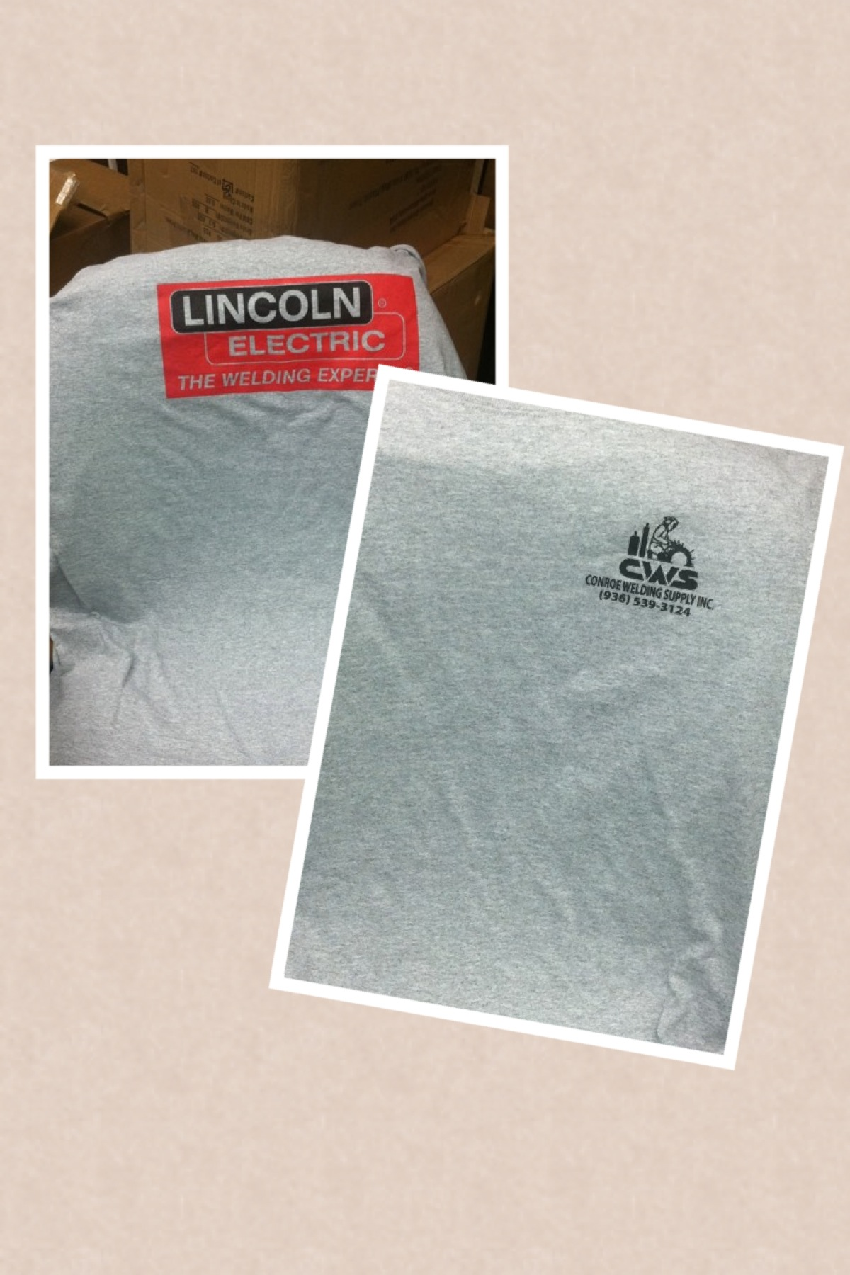 While Supplies Last M L Xl And Sizes Available Lincoln Electric Promotion Miller